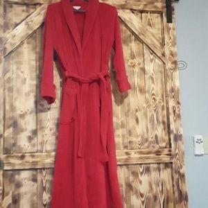 Charter Club m long housecoat